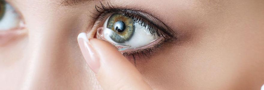 Quelle mutuelle rembourse les lentilles de contact ?